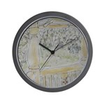 Gazebo Wall Clock