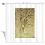 Sycamore Embrace Shower Curtain