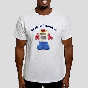 Danger Will Robinson Light T-Shirt
