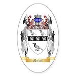 Nickol Sticker (Oval 50 pk)