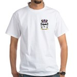 Nickleson White T-Shirt