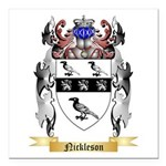 Nickleson Square Car Magnet 3