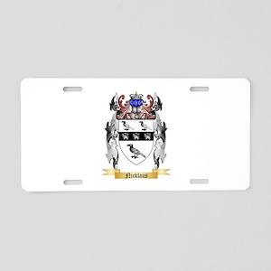 Nicklaus Aluminum License Plate
