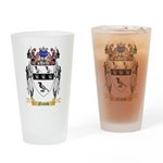 Nickels Drinking Glass