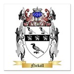 Nickall Square Car Magnet 3