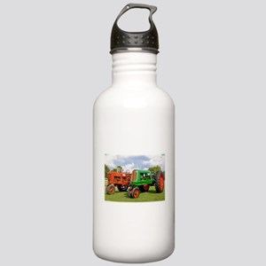 Vintage tractors red a Stainless Water Bottle 1.0L