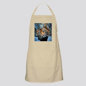 Tiger in Water Apron