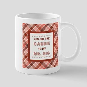 CARRIE to MR. BIG Mug