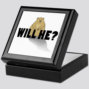 Will He? Keepsake Box