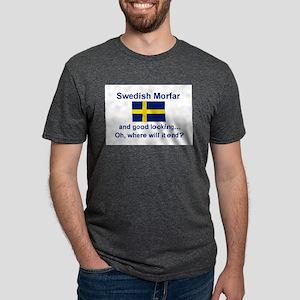 Good Lkg Swedish Morfar T-Shirt