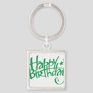 Happy birthday Keychains