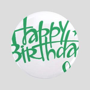 Happy birthday Button