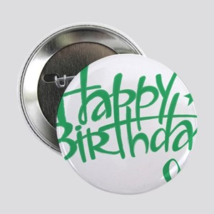 "Happy birthday 2.25"" Button (10 pack)"