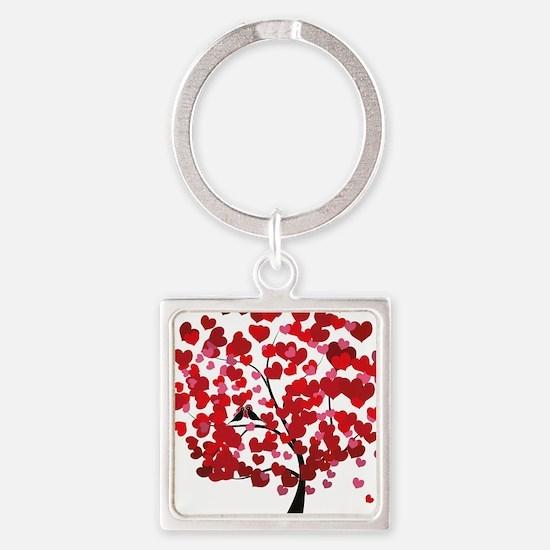 Love tree Keychains