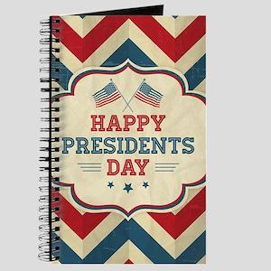 happy presidents day Journal