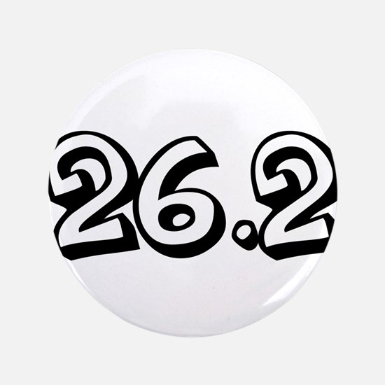 "26.2 3.5"" Button (100 pack)"