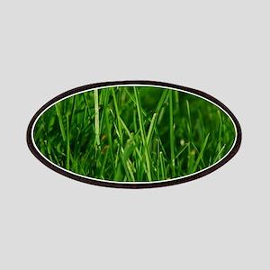 GREEN GRASS Patch