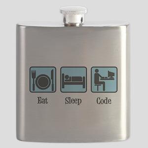 Eat Sleep Code Flask