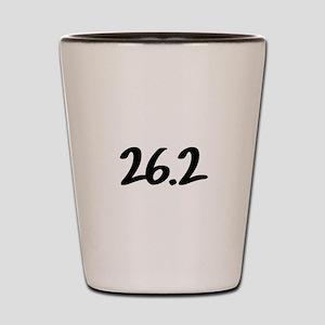 26.2 Shot Glass
