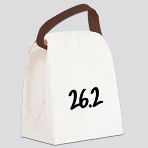 26.2 Canvas Lunch Bag