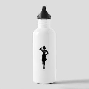 Stewardess Stainless Water Bottle 1.0L