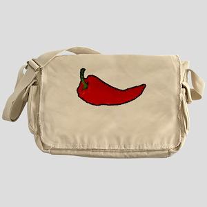 Impressionist Pepper Messenger Bag
