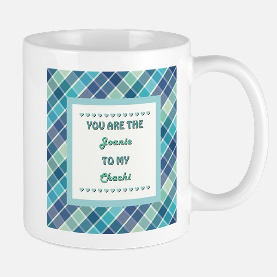 JOANIE to CHACHI Mug