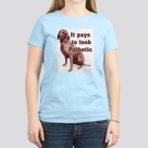 pathetic redbone coonhound Ash Grey T-Shirt