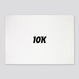 10K 5'x7'Area Rug