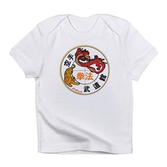 Kenpo Budokan Karate Infant T-Shirt