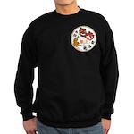 Kenpo Budokan Karate Sweatshirt (dark)