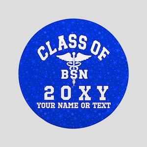 Class of 20?? Nursing (BSN) Button
