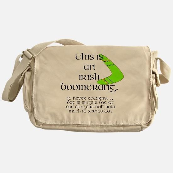 Never Messenger Bag