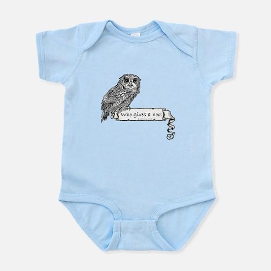 Hoot Owl Infant Bodysuit