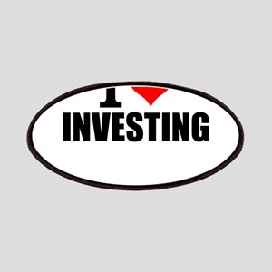I Love Investing Patch