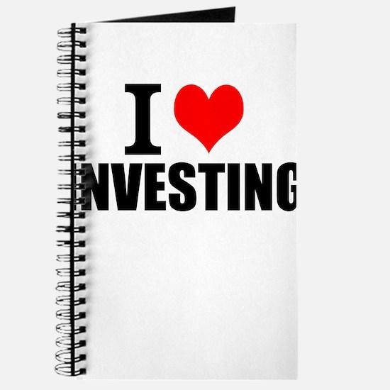 I Love Investing Journal