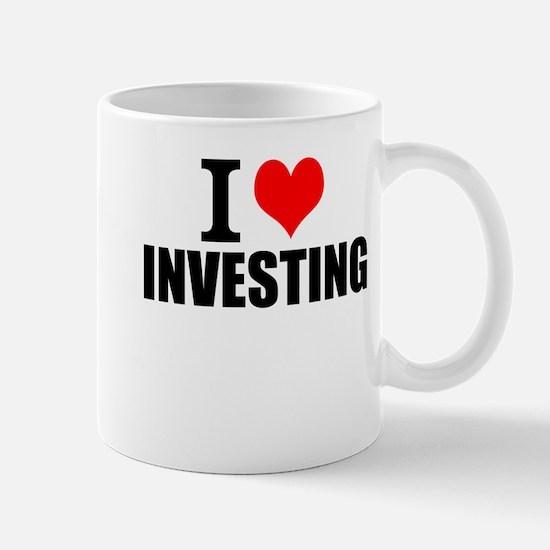 I Love Investing Mugs