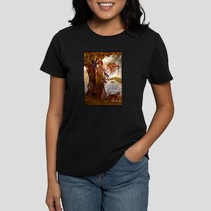 Muse Wildlife Fantasy Women's Dark T-Shirt