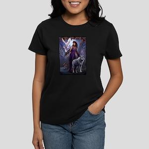 Muse and Wildlife Women's Dark T-Shirt