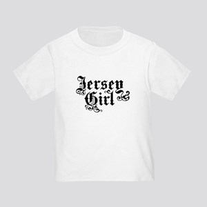 Jersey Girl Toddler T-Shirt