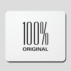 100% Original Mousepad