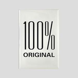 100% Original Rectangle Magnet