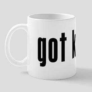 got kaiju? Mug