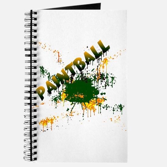 Paintball Journal