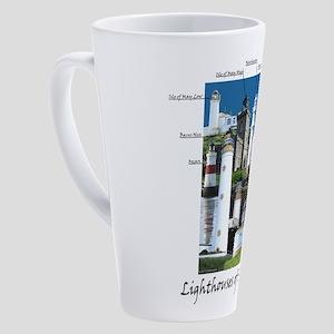 Scotland 17 oz Latte Mug