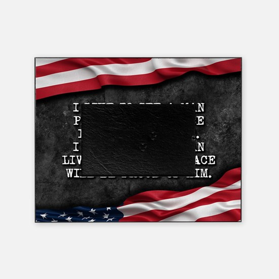 Proud american Picture Frame