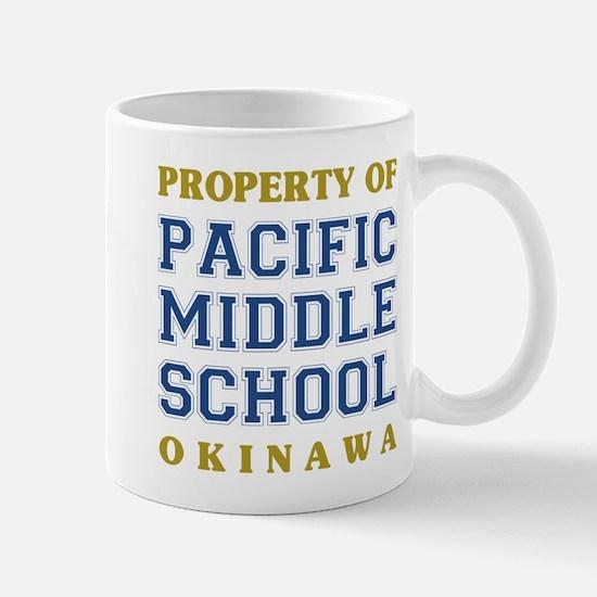 Pacific Middle School Mug