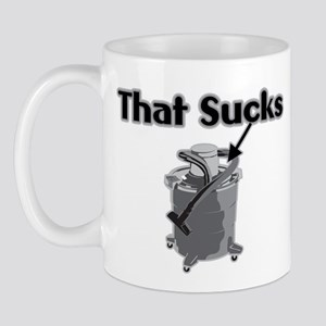 That Sucks (Vacuum Cleaner) Mug