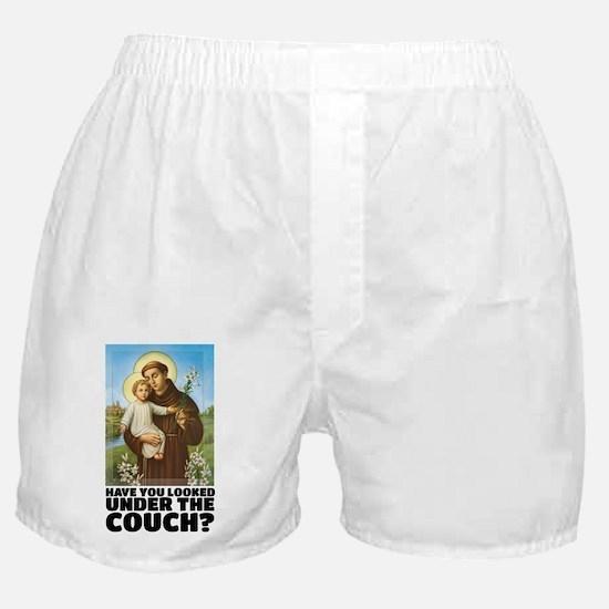 Cute Catholic Boxer Shorts