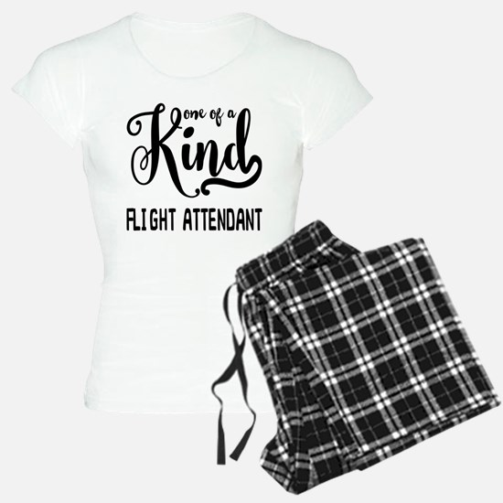 One of a Kind Flight Attend Pajamas